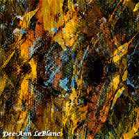 Dee-Ann LeBlanc initial pattern piece for Kaleidescape