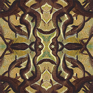 Seamless Quad Panel for Forest Spirit Patterns 300px